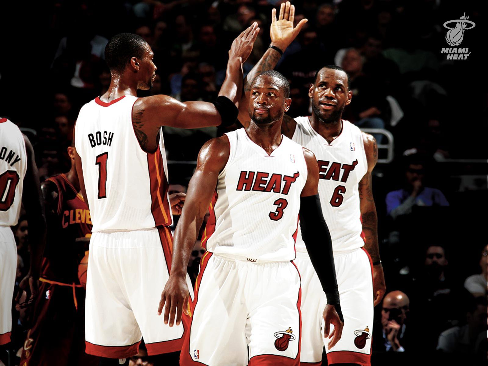 迈阿密/NBA迈阿密热火队2011赛季彩色写真图片(20P...