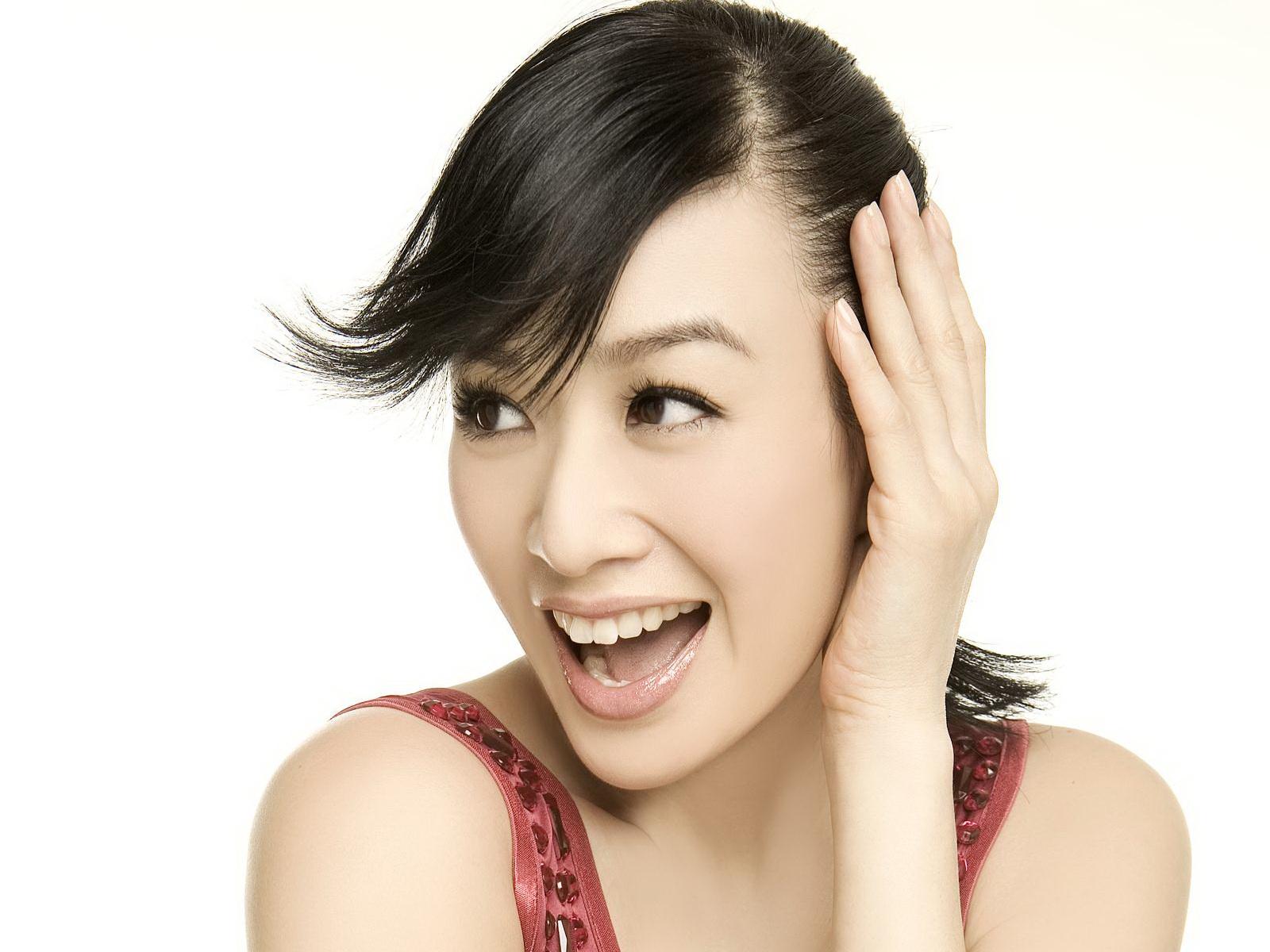 香港明星钟丽缇高清广告照片素材 20P 中国P图片