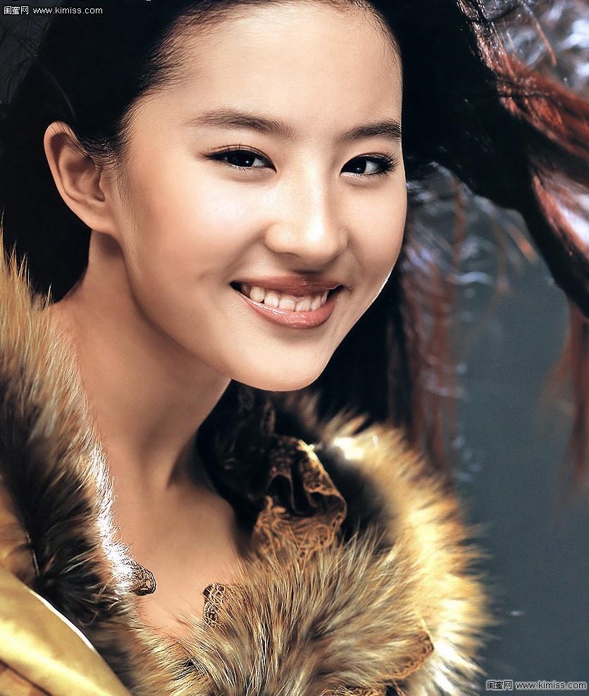 刘亦菲唯美生活照图片素材(18p)[中国photoshop资源