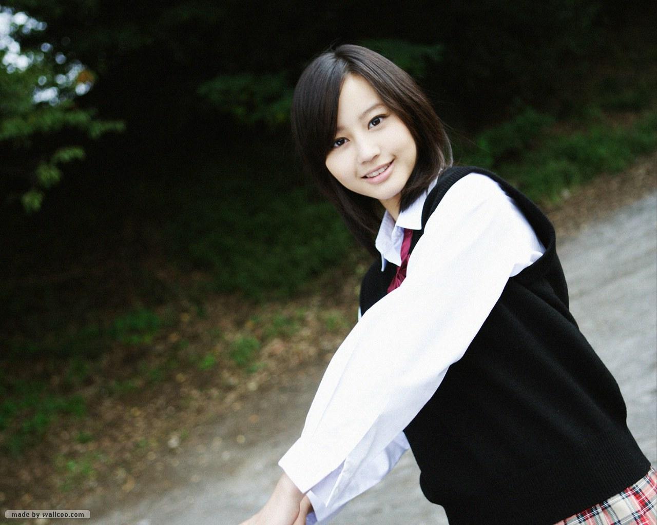 清纯学生妹生活照图片素材(22p)[中国photoshop资源