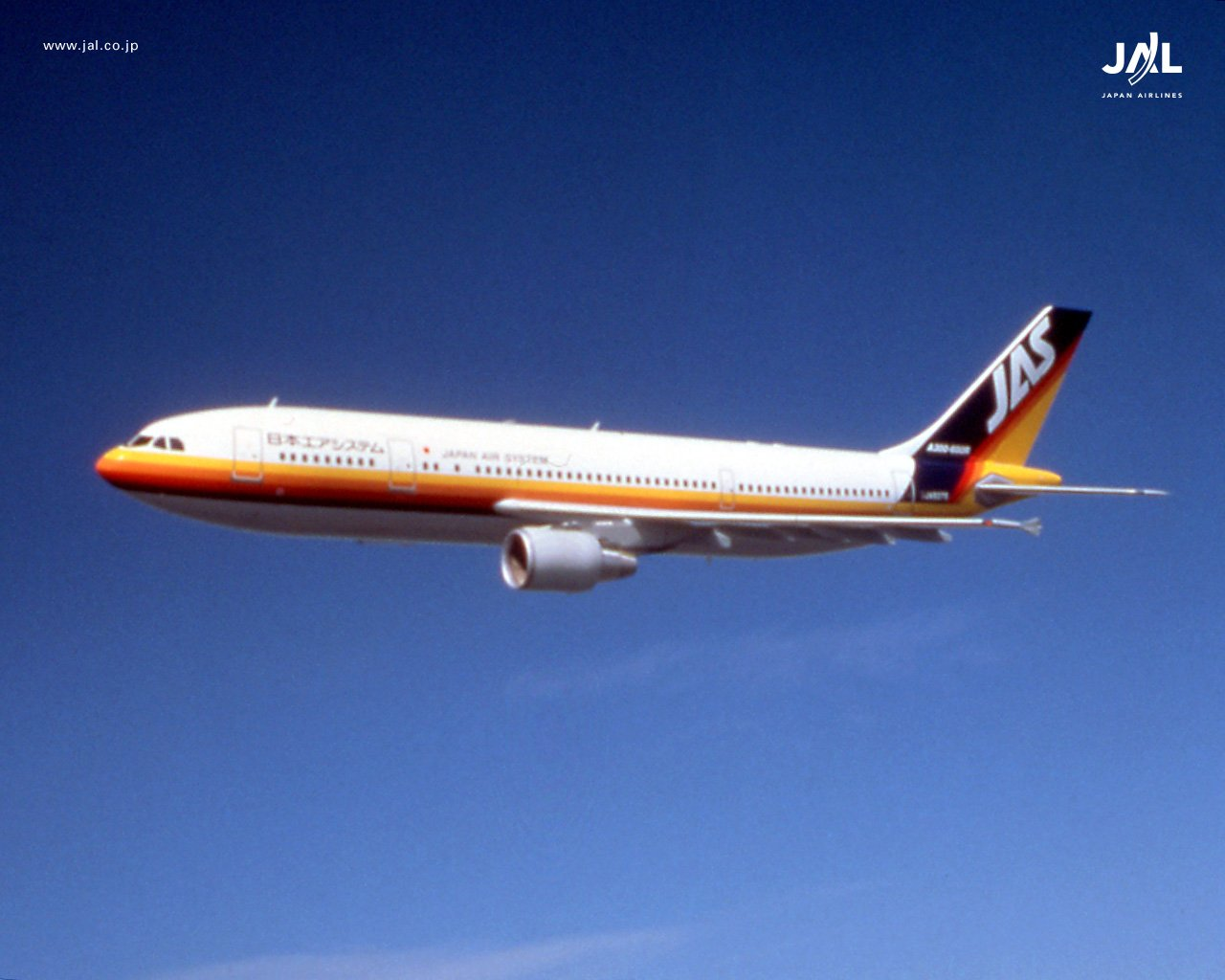 日本民航飞机波音空客麦道等飞机高清图片素材(34p)