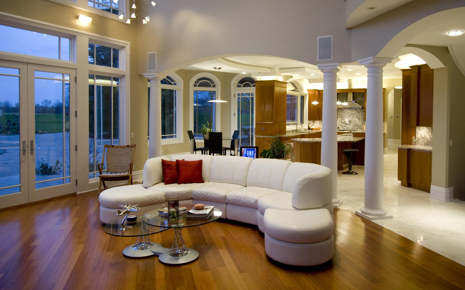 家居客厅装修效果图高清图片素材1(20p)[中国资源网