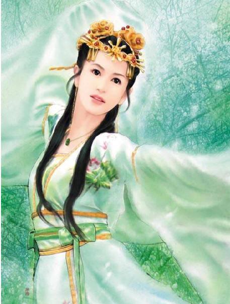 古典视频艺术写真欣赏11P[中国PhotoShop美女豪车吊资源美女图片