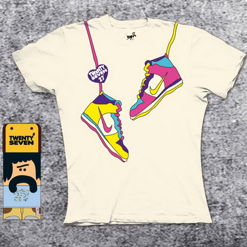 t恤设计图案矢量图__服装设计_广告设计_矢量