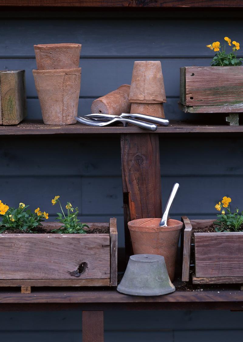 小清新花园背景素材_小清新竖版背景素材