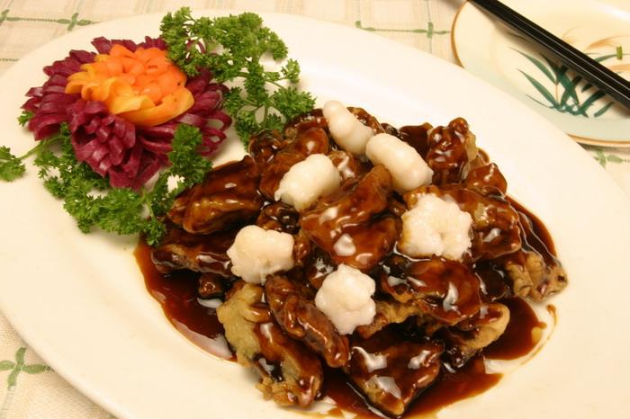 图文店必备的菜品高清图片素材大全-海鲜粤菜菜品