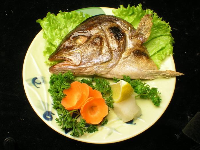 图文店必备的菜品高清图片素材大全-海鲜粤菜菜品图片