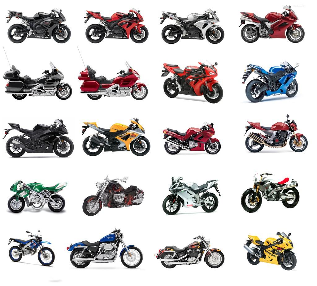 2015最新烫画图案图片素材库-摩托车logo素材33p