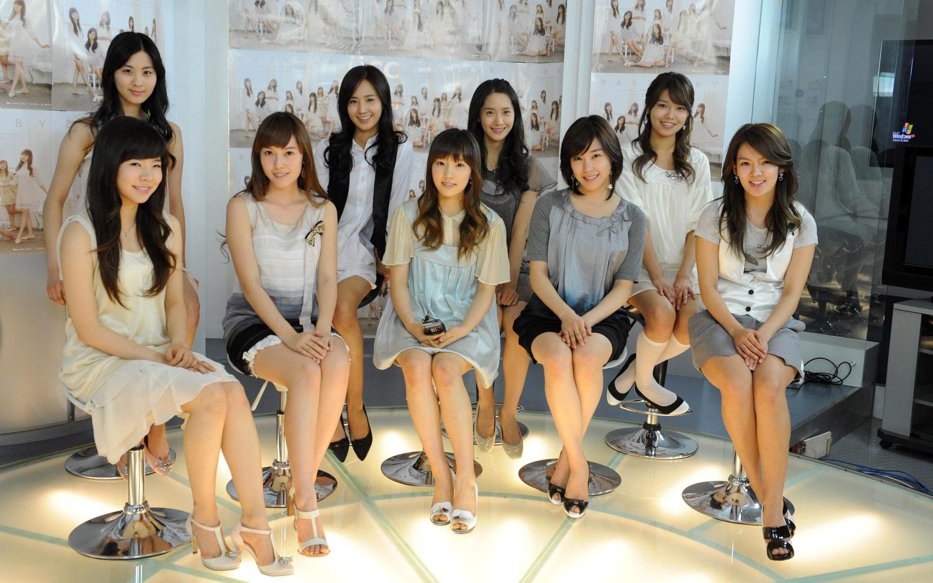 少女时代组合成员高清图片素材专辑二中国资源