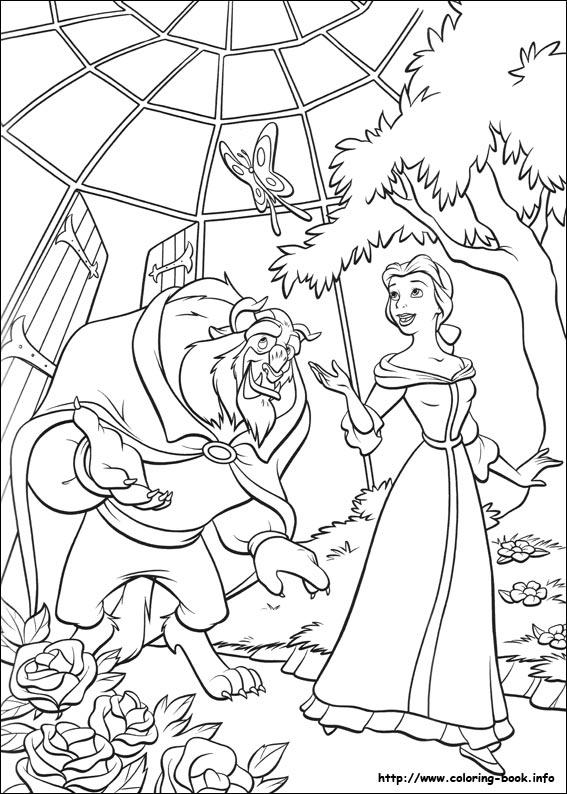 漫画动漫上色幼儿野兽线稿美女《美女与素材》弯腰卡通露出乳图片