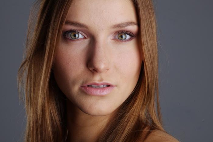 修图练习好素材欧美模特脸部特写高清raw原片15p