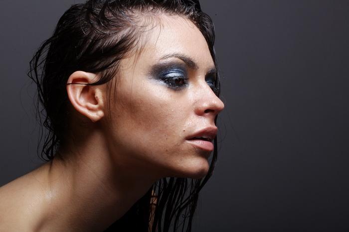 16p欧美_磨皮修图好素材脸上有斑的欧美模特人物raw原片16p