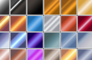 制作纹理材质效果常用的6000个ps渐变下载.grd