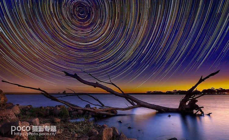 夜晚星空背景素材_图片大全