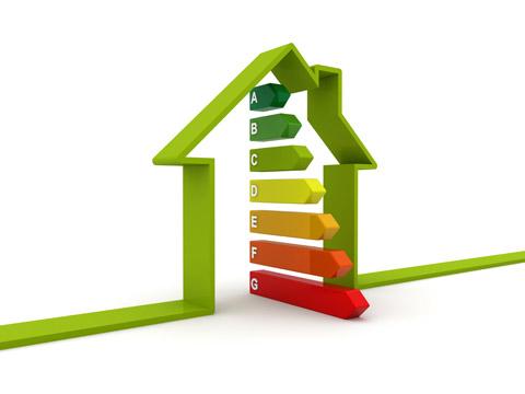 白背景彩条房子形状概念建筑房地产设计素材高清图片下载