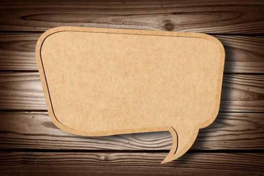 高清木板材质对话框素材图片下载1