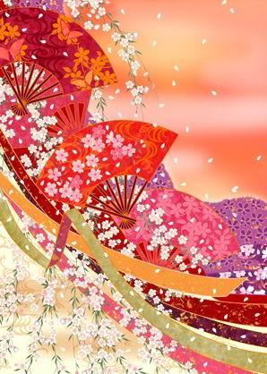 日本和风背景素材高清图片免费下载