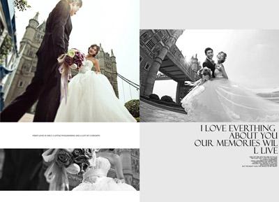 中国photoshop资源网 psd素材 影楼模板 婚纱模板 7月精品欧式影楼