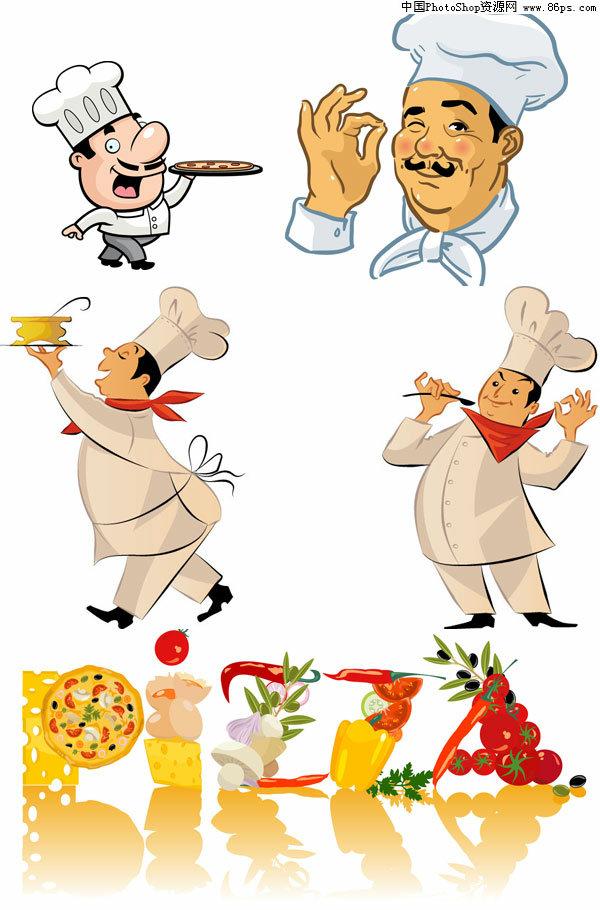 【文件大小:305 KB 更新时间: 2010-09-22软件类别:eps素材 软件语言:简体中文】 EPS格式可爱卡通厨师与美食矢量素材免费下载  EPS格式,含JPG预览图,关键字:矢量厨师,美食,可爱,卡通,披萨,辣椒,番茄,美味,矢量素材...  王欣 EPS称为被封装的PostScript格式,它主要包含以下几个特征。   (1)EPS文件格式又被称为带有预视图象的PS格式,它是由一个PostScript语言的文本文件和一个(可选)低分辨率的由PICT或TIFF格式描述的代表像组成。   (2)
