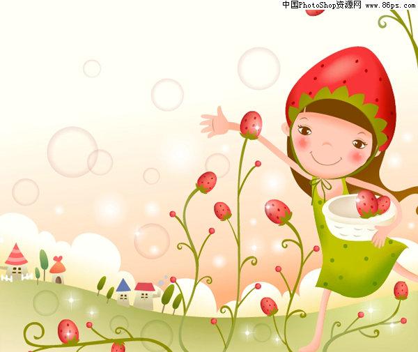 可愛卡通玩具小火車蠟筆風格簡筆畫淡彩ai矢量原文件