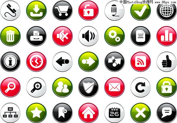 【文件大小:305 KB 更新时间: 2011-09-08软件类别:ai素材 软件语言:简体中文】 AI格式实用网页设计水晶图标矢量素材免费下载  AI格式,含JPG预览图,关键字:矢量图标,网页设计图标,按钮,水晶按钮,音量,存储,垃圾桶,时钟,RS,矢量素材...  水馨  AI后缀的文件是指通过Adobe Illustrator(简称AI)软件储存得到的图片格式 这种格式的图片是矢量的,也就是说像freehand,Coreldraw那样子的图片可以随意放大但不失真的那种   它和photoshop是