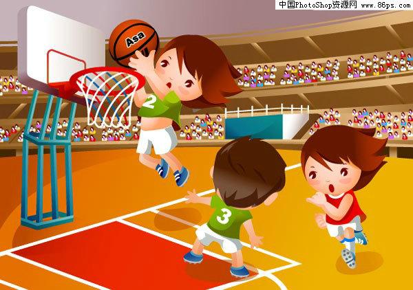 【文件大小:305 KB 更新时间: 2010-09-22软件类别:ai素材 软件语言:简体中文】 AI格式可爱卡通篮球运动矢量素材免费下载  AI格式,含JPG预览图,关键字:矢量,卡通人物,儿童,孩子,可爱,体育运动,篮球,投篮,矢量素材...  Twinsen  AI后缀的文件是指通过Adobe Illustrator(简称AI)软件储存得到的图片格式 这种格式的图片是矢量的,也就是说像freehand,Coreldraw那样子的图片可以随意放大但不失真的那种   它和photoshop是同属Ado