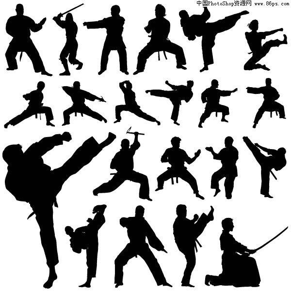 【文件大小:305 KB 更新时间: 2010-09-22软件类别:eps素材 软件语言:简体中文】 EPS格式各种功夫动作剪影矢量素材(体育运动)免费下载  EPS格式,含JPG预览图,关键字:矢量人物,人物剪影,功夫,武术,动作,剑术,踢腿,跳跃,矢量素材...  Twinsen EPS称为被封装的PostScript格式,它主要包含以下几个特征。   (1)EPS文件格式又被称为带有预视图象的PS格式,它是由一个PostScript语言的文本文件和一个(可选)低分辨率的由PICT或TIFF格式描述的