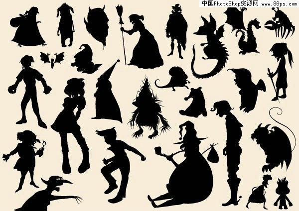 【文件大小:305 KB 更新时间: 2011-09-07软件类别:eps素材 软件语言:简体中文】 EPS格式万圣节幽灵鬼怪矢量素材免费下载  EPS格式,含JPG预览图,关键字:万圣节,人物,蝙蝠,怪物,龙,剪影,女巫,幽灵,鬼怪,矢量素材...  Twinsen EPS称为被封装的PostScript格式,它主要包含以下几个特征。   (1)EPS文件格式又被称为带有预视图象的PS格式,它是由一个PostScript语言的文本文件和一个(可选)低分辨率的由PICT或TIFF格式描述的代表像组成。
