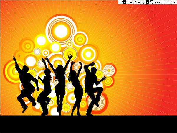 【文件大小:305 KB 更新时间: 2010-09-22软件类别:eps素材 软件语言:简体中文】 EPS格式EPS格式矢量潮流舞蹈人物剪影素材免费下载  EPS格式,含JPG预览图,关键字:舞蹈,人物,剪影,圆背景,eps格式,矢量人物,跳舞,舞动,圆形,线条,花纹,射线,矢量素材...  Twinsen EPS称为被封装的PostScript格式,它主要包含以下几个特征。   (1)EPS文件格式又被称为带有预视图象的PS格式,它是由一个PostScript语言的文本文件和一个(可选)低分辨率的由P