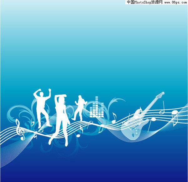 【文件大小:305 KB 更新时间: 2010-09-22软件类别:eps素材 软件语言:简体中文】 EPS格式矢量音乐舞蹈人物剪影素材免费下载  EPS格式,含JPG预览图,关键字:音乐,舞蹈,人物,剪影,五线谱,蓝色,吉他,花纹,渐变,背景,线条,eps格式,矢量素材...  Twinsen EPS称为被封装的PostScript格式,它主要包含以下几个特征。   (1)EPS文件格式又被称为带有预视图象的PS格式,它是由一个PostScript语言的文本文件和一个(可选)低分辨率的由PICT或TIF