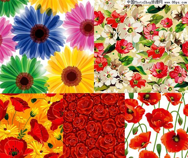 花朵手绘教程在线看_桃花朵朵开幼儿舞蹈720p