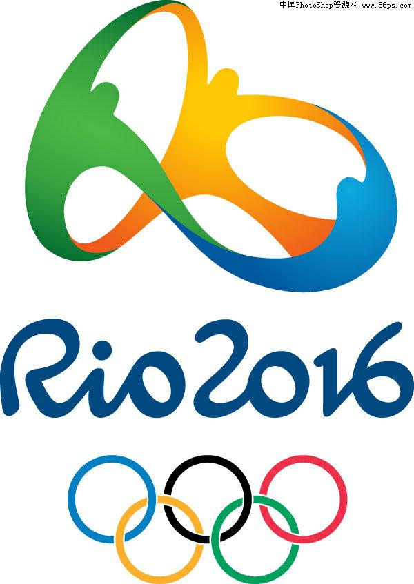 2016奥运会会标图片