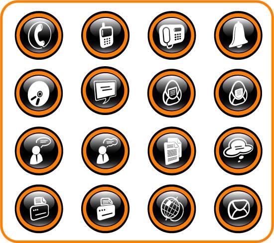 【文件大小:305 KB 更新时间: 2011-09-29软件类别:矢量各式图标 软件语言:简体中文】 矢量各式图标.圆环系统图标.eps素材  矢量各式图标.圆环系统图标.eps素材 圆环系统图标矢量素材,邮件图标,电话图标,光碟图标,系统图标图片素材,EPS格式