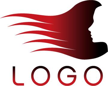 美发店logo模板.eps素材图片