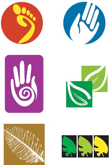 矢量logo图形.矢量简单图案.ai素材