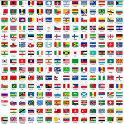 世界各国国旗大全内容世界各国国旗大全图片
