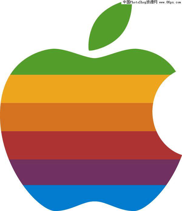 eps格式,含jpg预览图,关键字:矢量标志,apple电脑标志,苹果,电脑标志